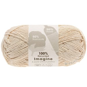 Lana Grossa IMAGINE (100% recycled) | 29-beige