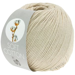 Lana Grossa SOFT COTTON | 03-beige
