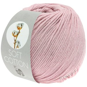 Lana Grossa SOFT COTTON | 06-rosa