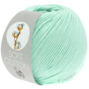 Lana Grossa SOFT COTTON | 09-lys turkis