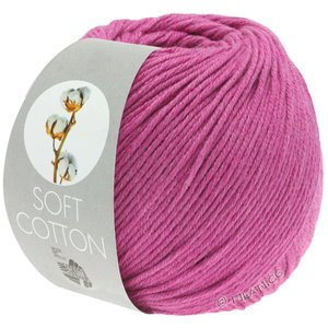 Lana Grossa SOFT COTTON | 14-cyklamen