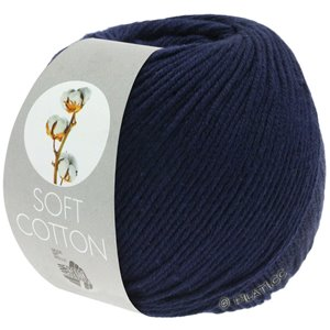 Lana Grossa SOFT COTTON | 17-nattblå
