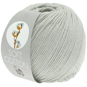 Lana Grossa SOFT COTTON | 18-lys grå