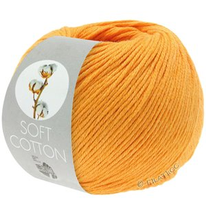 Lana Grossa SOFT COTTON | 19-oransje