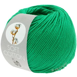 Lana Grossa SOFT COTTON | 24-grønn