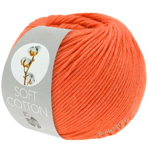 Lana Grossa SOFT COTTON | 27-refleksoransje