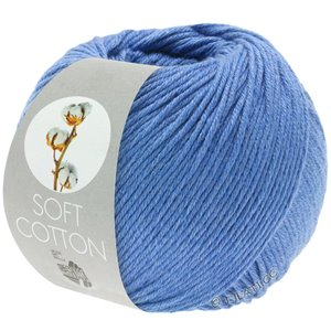 Lana Grossa SOFT COTTON | 28-blå