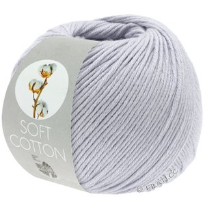 Lana Grossa SOFT COTTON | 32-sølvgrå
